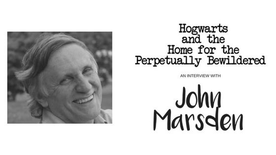 John Marsden feature Kirsten Macdonald Ponderings Magazine Australia