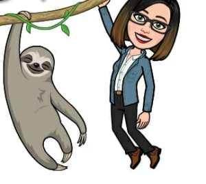 Sloth Ponderings Kirsten Macdonald