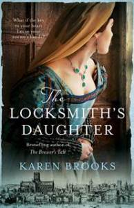 The Locksmith's Daughter by Karen Brooks Ponderings Online Magazine