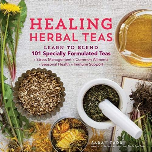 Healing Herbal Tea Ponderings Magazine