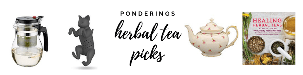 Ponderings Leaderboard Herbal tea Shopping