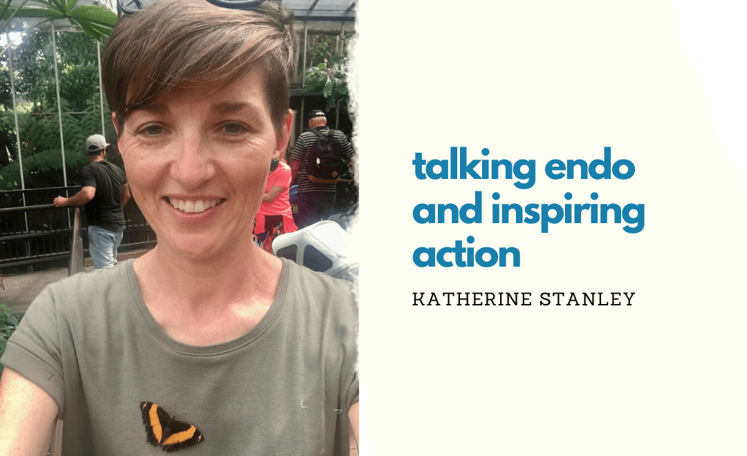 Talking Endo and Inspiring Action