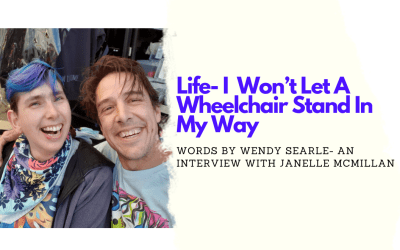 Life- A Wheelchair Won't Stop Me