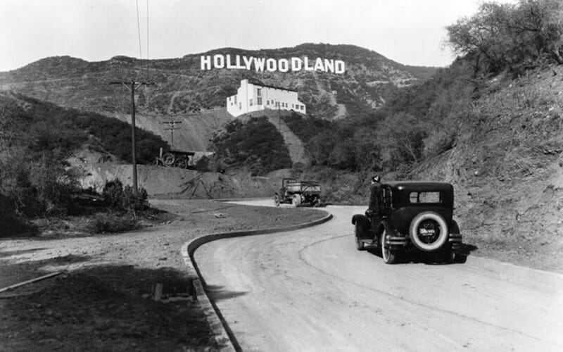 The Haunted History of the Hollywood Sign