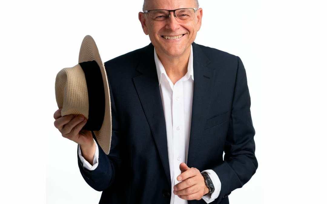 Messages of Hope From Brisbane-based Poet Tom Stodulka