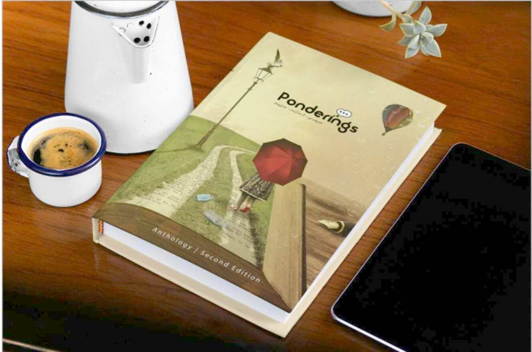 Anthology Hard Cover Ponderings