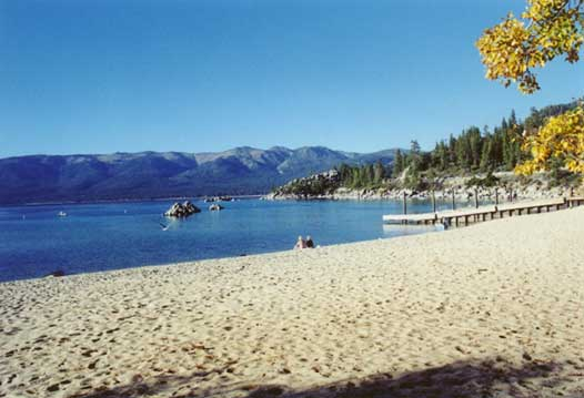 Sand Harbor Photo - 1