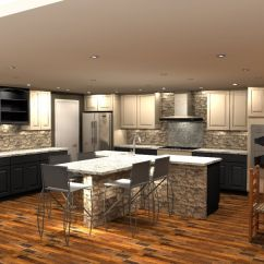 Virtual Kitchen Clocks Tours Ponderosa Supply Our Kitchens Are As Close To Reality You Can Get Before Even Buy Your Designs Affordable And Great Quality