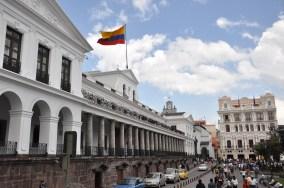 The White House of Ecuador