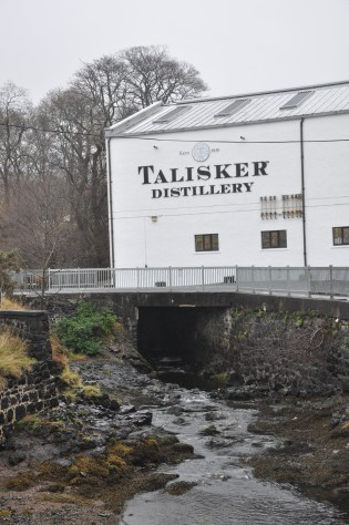 Talisker, distillery, scotch whisky, Scotland