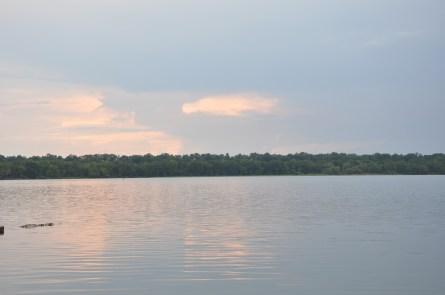 Lake Eufaula, Chattahoochee River, Alabama, fishing, recreation, boat