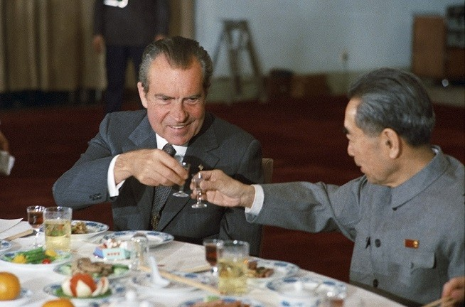 Richard Nixon China visit