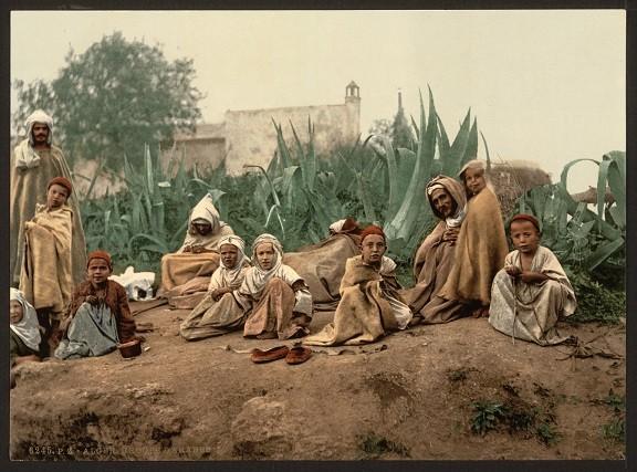 Algeria Arabs