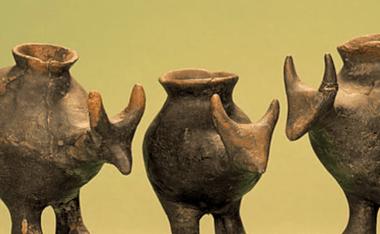 prehistoric baby milk bottles