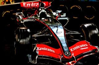 formula one f1 mclaren car