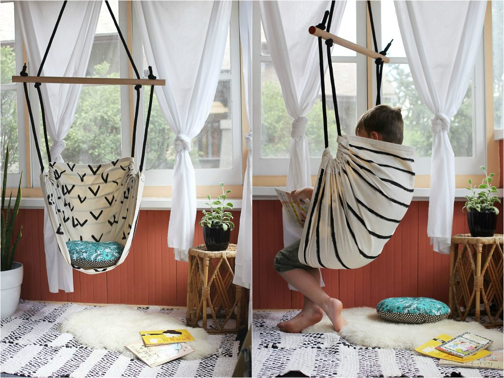 diy bedroom hammock chair high that turns into a 20 43 brilliant crafts to make and sell from the comfort of