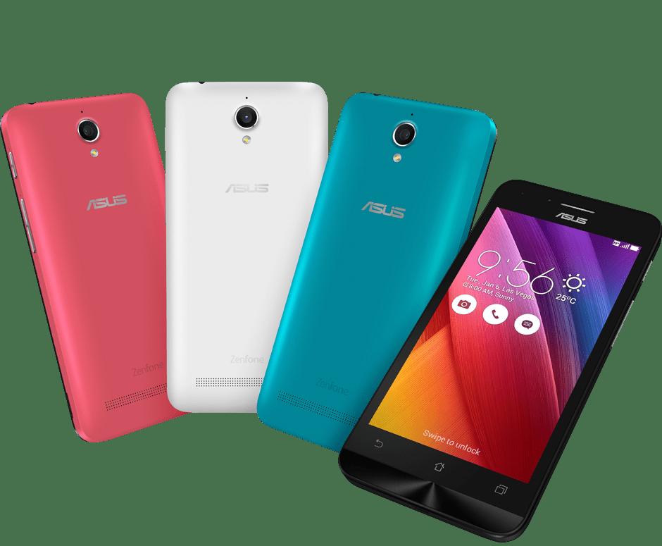 Zenfone Go 5.0 ZC500TG | Image Source : asus.com