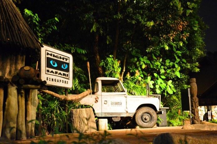 Safari Night Singapore | worldfortravel.com
