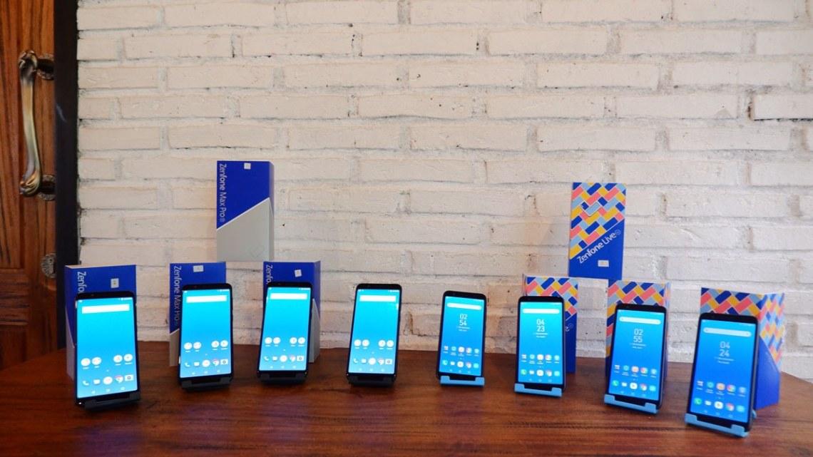 Zenfone Live L1 dan Zenfone Max Pro M1