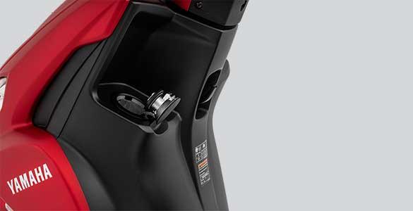 Smart Front Refuel Yamaha Freego S  | Image Source: Website Resmi Yamaha