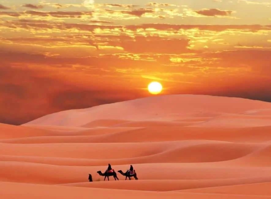 Perjalanan Hijrah Nabi Muhammad