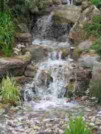 Build a Disappearing Waterfall   Pondless Waterfalls