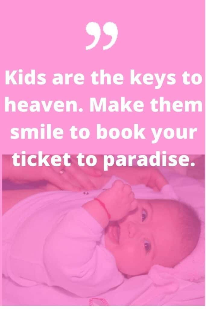 Kids Smile Quotes : smile, quotes, Innocent, Smile, Quotes, Girls, PONFISH