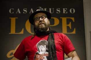 David Trashumante | Poetry Slam especial por el Día Mundial de la Poesía 2014 | Casa Museo Lope de Vega | 21 de marzo de 2014