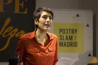 Tulia Guisado | Poetry Slam Madrid especial por el Día Mundial de la Poesía 2014| Casa Museo Lope de Vega | 21 de marzo de 2014