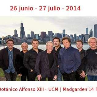 26 junio - 27 julio - 2014 | Jardín Botánico Alfonso XIII | Madgarden'14 Festival | Veranos de la Villa 2014 | Madrid