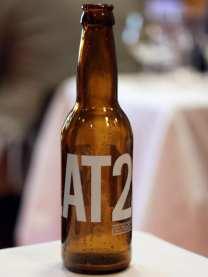 Gastronomía & Cerveza, nuevo concepto del maridaje   Casimiro Mahou & Racó d'en Cesc   Madrid Fusión 2015   Blat 201 de Racó d'en Cesc