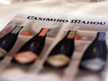 Gastronomía & Cerveza, nuevo concepto del maridaje   Clase magistral   Casimiro Mahou y Racó d'en Cesc   Madrid Fusión 2015   Miércoles 4 de febrero de 2015   Casimiro Mahou
