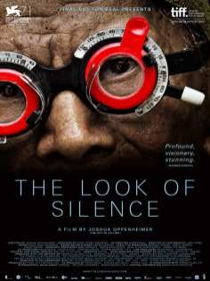 Cartel 'The look of silence' de Joshua Oppenheimer | Dinamarca/Indonesia/Noruega/Finlandia/Reino Unido 2014 | Premio del Público al Mejor Largometraje | DocumentaMadrid 2015