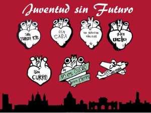 Pongamos que Hablan de Madrid   Campaña 'Madrid no es ciudad para jóvenes'   Juventud sin Futuro