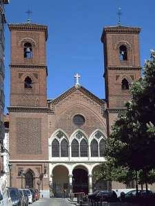 Iglesia parroquial de la Virgen de la Paloma y San Pedro el Real | Plaza de la Virgen de la Paloma | Madrid