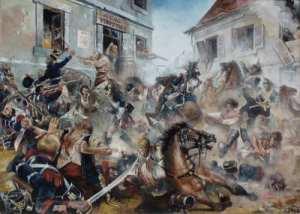 Madrid 2 de mayo de 1808 | Primera década siglo XXI | Justo Jimeno Bazaga | Colección particular | España