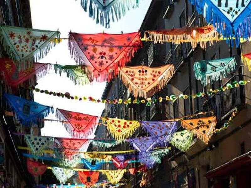 Programa Fiestas de San Cayetano 2016  El Rastro