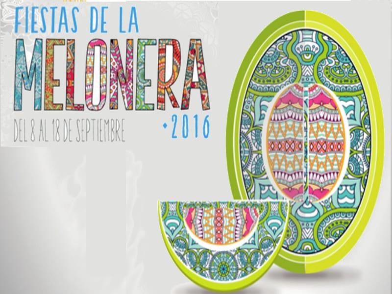Programa de Fiestas de la Melonera 2016 en Arganzuela