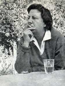 Gloria Fuertes | Poeta y escritora | Madrid 1917-1998 | La poeta en los años 70