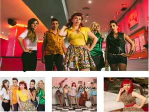 1er Festival Internacional NU-CA   Fernán Gómez-Centro Cultural de la Villa   Madrid   03 al 13/05/2018   Lady Cherry & The Ladies