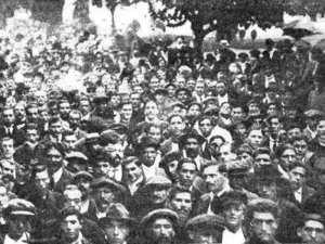 Manifestación Primero de Mayo   Día Internacional de los Trabajadores 1890   Madrid
