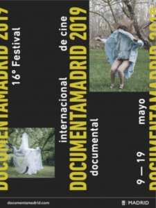 DocumentaMadrid 2019   16º Festival Internacional de Cine Documental   09-19/05/2019   Arganzuela   Madrid   Cartel