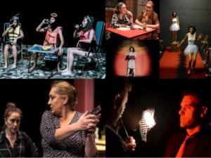 2º Certamen Nacional de Artes Escénicas | Teatros Luchana | Chamberi | Madrid | 07/06 - 01/09/2019 | Universos emocionales expandidos