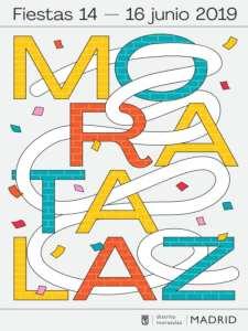 Fiestas de Moratalaz 2019 | 14 - 16/06/2019 | Moratalaz | Madrid | Cartel