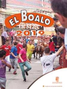 Fiestas de El Boalo 2019 | 04-08/07/2019 | El Boalo-Cerceda-Matalpino | Comunidad de Madrid | Cartel