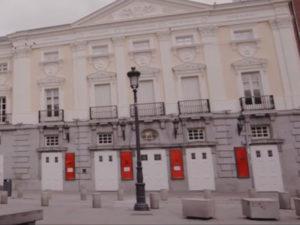 Madrid volverá a subir el telón   Teatros municipales de Madrid   Día Mundial del Teatro 2020   Teatro Español