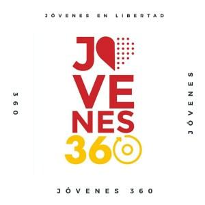 Jóvenes 360   Movimiento 'Jóvenes en Libertad'   Logo