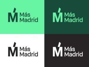 Más Madrid | Logos