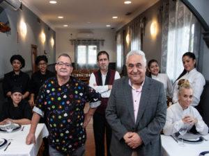 Pancipelao: nuevo restaurante de cocina tradicional española | Puente de Vallecas | Madrid | Equipo