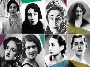 8 destacadas artistas y escritoras de Las Sinsombrero | La mitad femenina de la Generación del 27